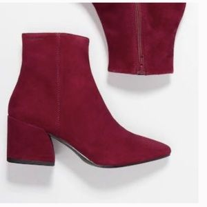 Urban Outfitters Vagabond Olivia Suede Boot